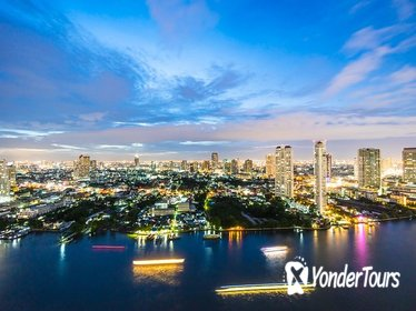 YonderTours\Bangkok Evening Car with Guide and Driver