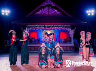 Khantoke Dinner with Thai Traditional Dance Show Tour